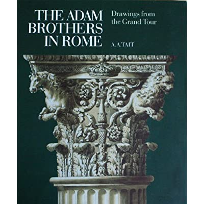 The Adam Brothers in Rome