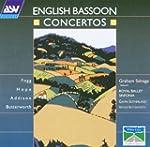 English Bassoon Concertos (Royal Ball...