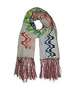 Cosy, Jack & Silky Fular (Gris / Multicolor)