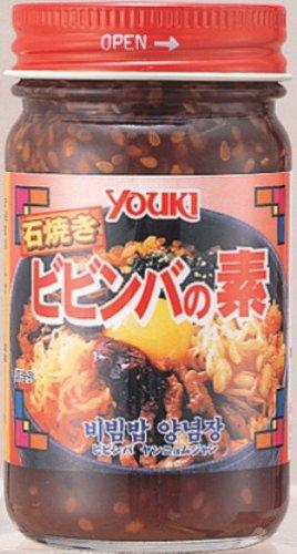 ユウキ食品 石焼きビビンバの素 120g