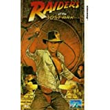Indiana Jones And The Raiders Of The Lost Ark [VHS] [1981]by Harrison Ford