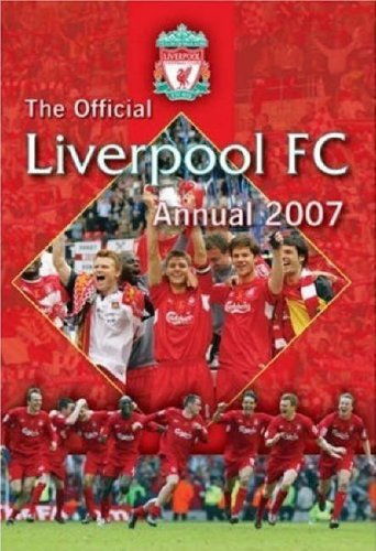 Official Liverpool FC Annual 2007