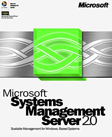 Microsoft Systems Management Server 2.0 (10-Cals)