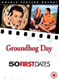 50 First Dates/Groundhog Day [DVD] [2007]