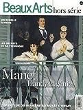 echange, troc Stéphane Guégan, Thomas Schlesser, Collectif - Beaux Arts Magazine : Manet Dandy & génie
