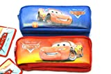 2 Pcs Cars Pencil Bag Set