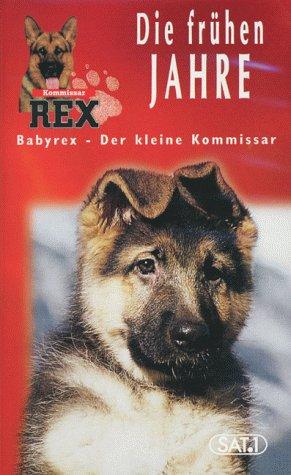 Kommissar Rex - Die frühen Jahre [VHS]