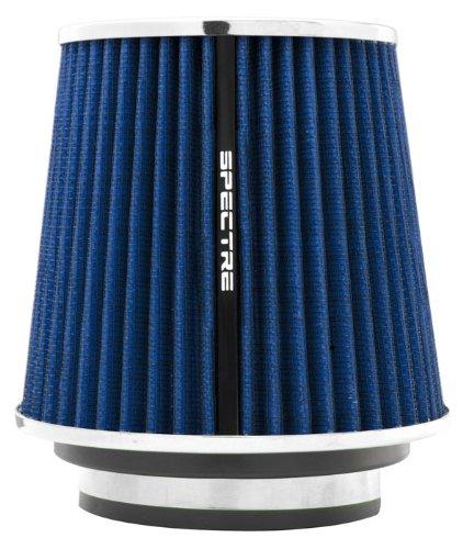 Spectre Performance 8136 Blue/Chrome Cone Air Filter