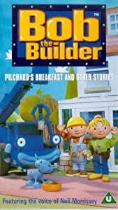 Bob The Builder: Pilchard's Breakfast And Other Stories [VHS] [1999]