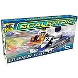 Scalextric 1:32 Scale Super Karts Race Set