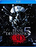 Final Destination 5 3D (Blu-ray 3D + Blu-ray + UltraViolet Digital Copy Combo Pack)