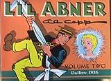 Li'l Abner: Dailies, Vol. 2: 1936 (0878160418) by Capp, Al