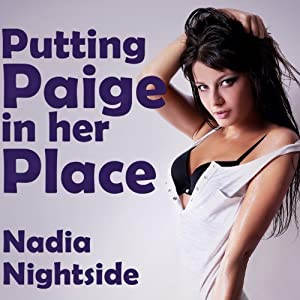 Putting Paige in Her Place Audiobook