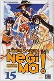 echange, troc Ken Akamatsu - Negima !, Tome 15 :