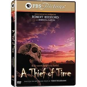 Amazon Com A Thief Of Time Gary Farmer Adam Beach border=