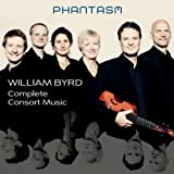 William Byrd: Complete Consort Music