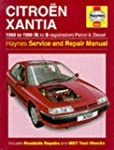 Citroen Xantia (1993-98)Service and R...
