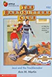 Jessi and the Troublemaker (Baby-Sitters Club) (0590482262) by Martin, Ann M.