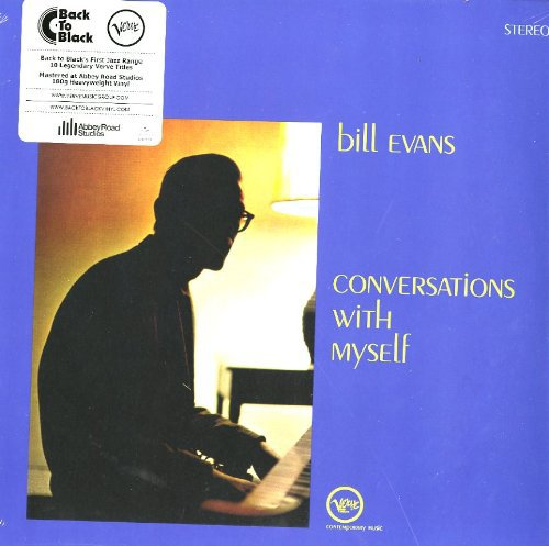 Bill Evans Conversation With Myself Cd Covers