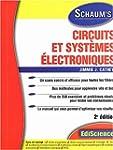Circuits et syst�mes �lectroniques