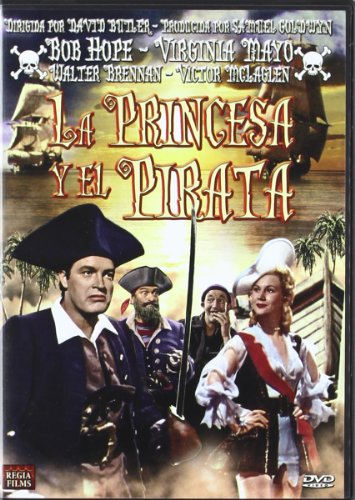 La Princesa Y El Pirata [DVD]