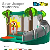 Big firefox Jumper industrial Unit - your own Safari Jungle