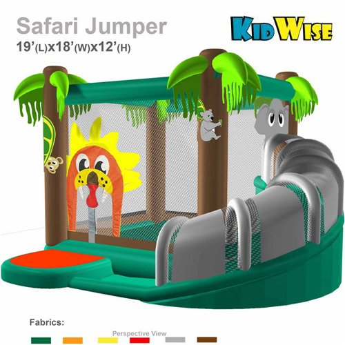 Pool Slides:Big firefox Jumper Commercial device - Your firefox Jungle Images
