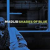 MADLIB Madlib - Shades Of Blue: Madlib Invades Blue Note Madlib [Japan LTD CD] UCCQ-9017