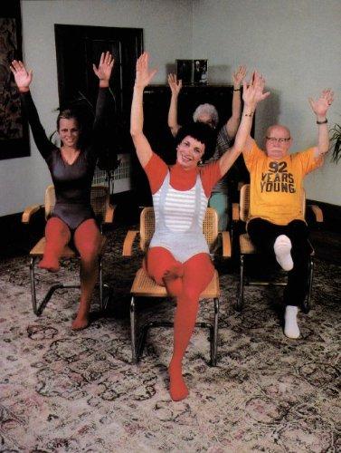 Armchair Fitness: Gentle Exercise (617401240548) $30.00