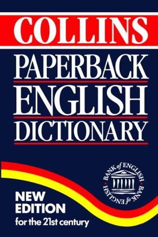 Collins Paperback Dictionary PDF