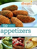 Appetizers (50 Best Recipes from Allrecipes.com)