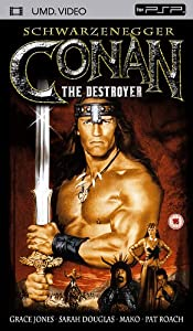 Conan the Destroyer [UMD pour PSP]