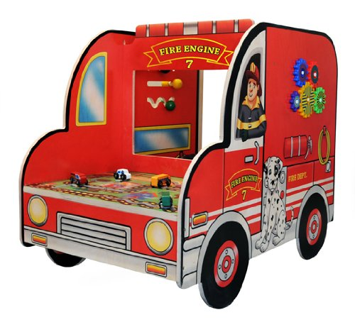 Anatex Fire Engine Activity Center