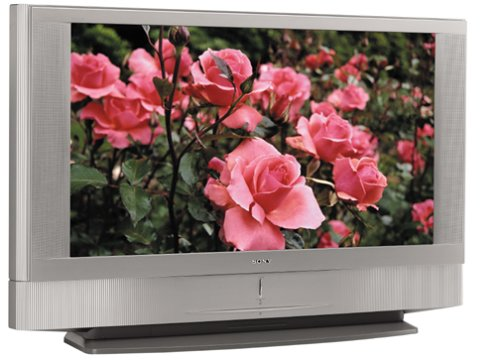 Sony Grand WEGA KDF-42WE655 42-Inch LCD Projection Television with Integrated HDTV Tuner