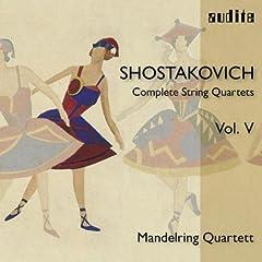 Dmitri Shostakovich: Complete String Quartets Vol. V (String Quartet No. 11, String Quartet No. 13 & String Quartet No. 15)