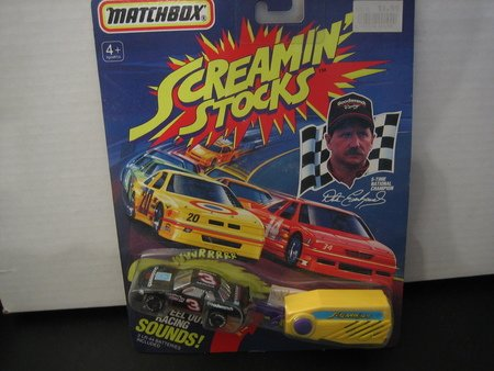 MATCHBOX Screamin Stocks Dale Earnhard