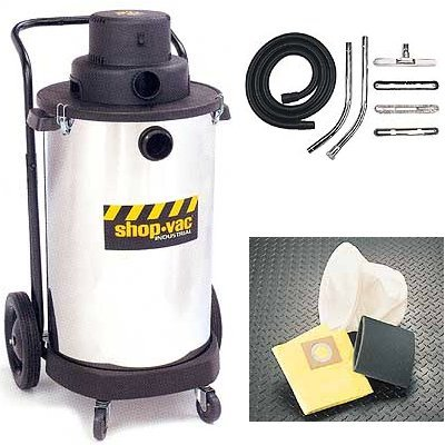 Buy Shop Vac Two-Stage 3.0 HP Peak; 20 gallon stainless steel tank (Shop Vac Power Tools,Power & Hand Tools, Power Tools, Vacuums & Dust Collectors, Wet-Dry Vacuums)