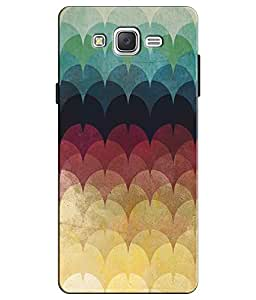 EU4IA Multicolor Pattern MATTE FINISH 3D Back Cover Case For ON5 PRO - D240
