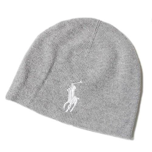 ラルフローレン ビッグポニー ビーニー ニットキャップ POLO Ralph Lauren 6F0106 ニット帽 帽子 無地 カラー メンズ レディース 正規取扱品