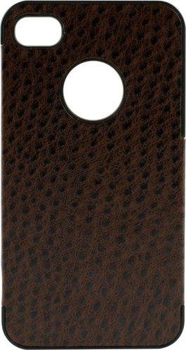 T-Tech by Tumi 00963 Snap On Case for iPhone 4/4S- 1 Pack - Retail Packaging - Ostrich Grain