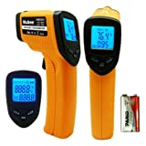Nubee® Temperature Gun Non-contact Infrared Thermometer w/...