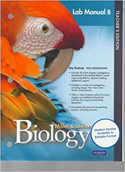 Miller and levine biology book