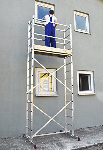 BULTO-Fahrgerst-Arbeitshhe-5-m-Montagegerst
