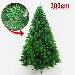 Trinity Christmas 10 feet Premium Artificial Christmas Tree