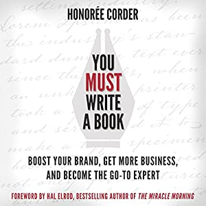 You Must Write a Book Audiobook