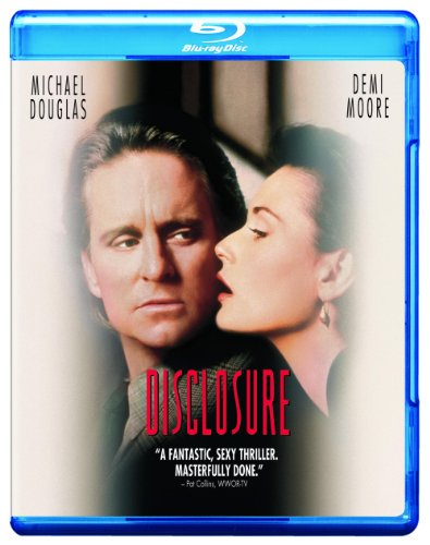 Cover art for  Disclosure (BD) [Blu-ray]