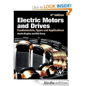 Electric motors and drives fundamentals types and applications ebook austin hughes bill Motors and drives