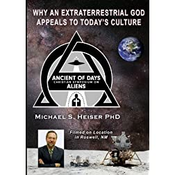 Why An Extraterrestrial God Appeals To Today's Culture