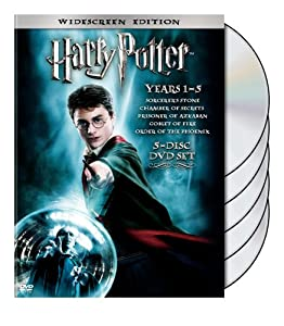 Harry Potter Years 1-5 (Widescreen Edition)