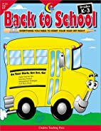 Back to School Grades K-3: Everything You…